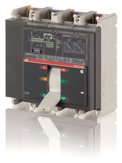 Выключатель автоматический для защиты электродвигателей T7L 800 PR231/P I In=800A 4p F F 1SDA062681R1 ABB