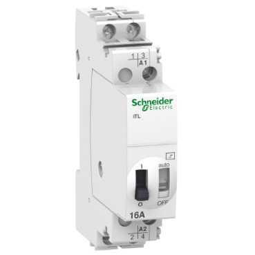 Импульсное реле iTL16A 2но 230В АС 50-60Гц 110В DC A9C30812 Schneider Electric