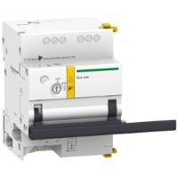 Acti 9 RCA мотор-редуктор для автоматов iC60 3P, 4P без интерфейса Ti24 A9C70114 Schneider Electric