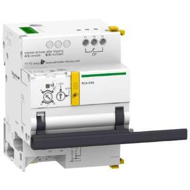 Acti 9 RCA мотор-редуктор для автоматов iC60 3P, 4P c интерфейсом Ti24 A9C70124 Schneider Electric