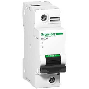Автоматический выключатель C120H 1П 125A D A9N18492 Schneider Electric