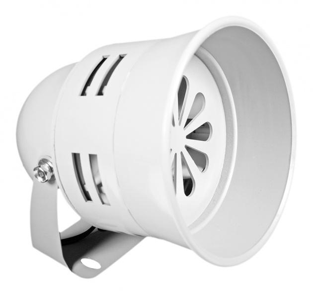Сирена сигнальная СС-1 220В 50Гц пласт. корпус, цвет серый SCP1-220AC Без производителя