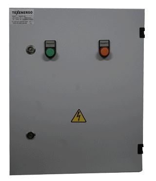 Щит аварийного переключения ЩАП-23М 25А IP54 SAP13-2501-54 Texenergo