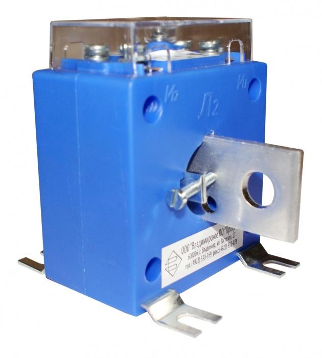 Трансформатор тока Т 0,66М 400/5А кл.0.5 5ВА  Самарский трансформатор