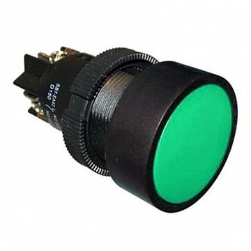 Кнопка SB-7 зеленая BBT40-SB7-K06 IEK