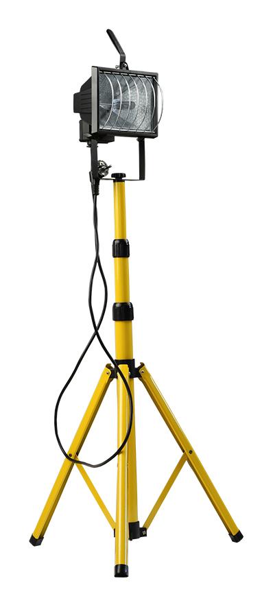 Прожектор ИО 500Вт на стойке IP54 Texenergo LP4-0500-S02 Texenergo