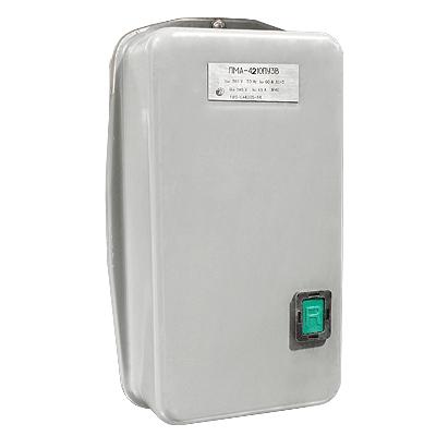 Пускатель электромагнитный ПМА 4210 2з+2р 380 В  ЗЭТА