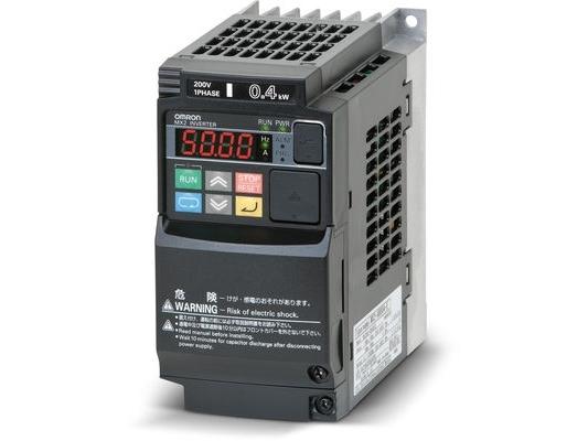 3G3MX2-D4075-EC Инвертор MX2, 7.5/11кВт, 18/23А, (3x400В), V/f или векторное управление без датчика, IP54, со встроенным ЭМС фильтром (категория C2), с отверстиями под расширения 354453 Omron