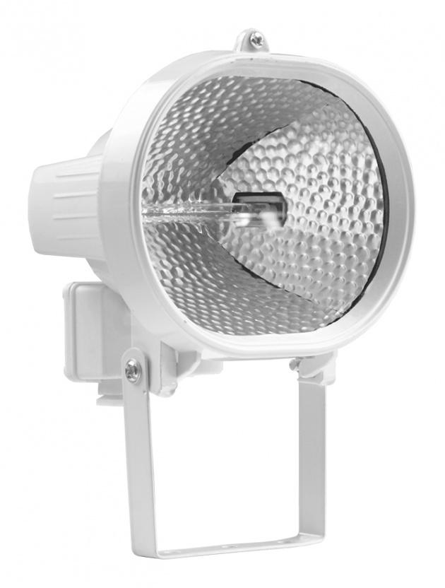 Прожектор ИО 500Вт белый овал IP54 Texenergo LP1-0500-E01 Texenergo