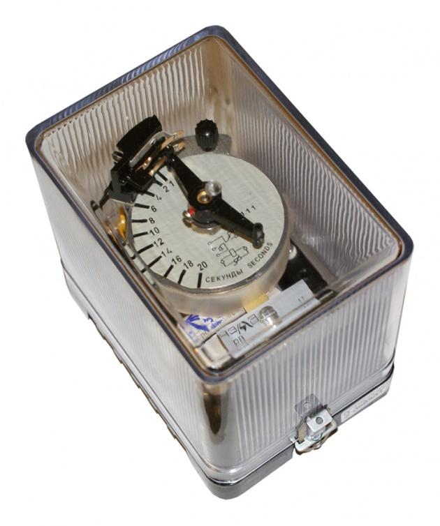 Реле времени РВ238 220В 50Гц УХЛ4 0,5-9сек. переднее присоединение  Без производителя