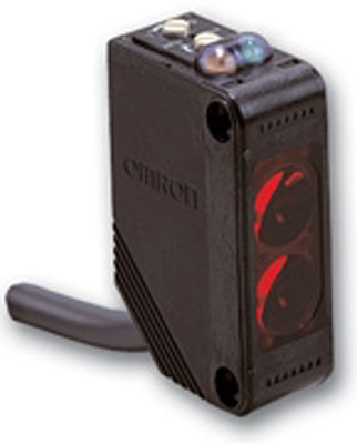 E3Z-D82 2M Датчик фотоэлектрический, диффузный, 1m, DC, 3-wire, PNP, 2m кабель (requires bracket) 241512 Omron