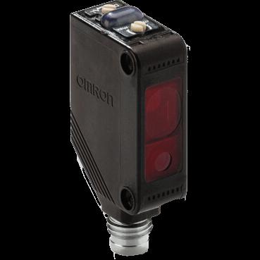 E3Z-LT81 2M OMS Датчик фотоэлектрический, на пересечение луча Laser, 60m, с кабелем, PNP Output 323151 Omron