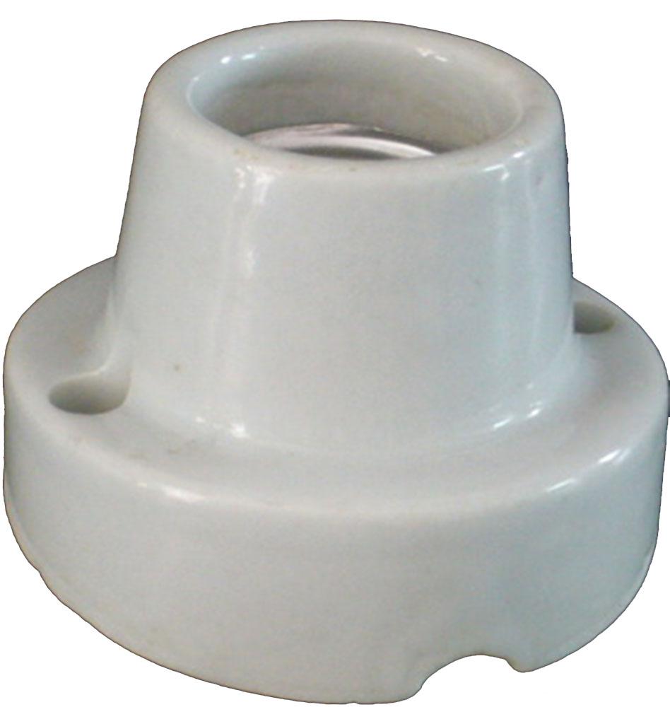 Патрон настенный керамический Е-27 ФНК-0,5 LE27KFNK Texenergo