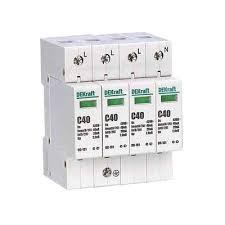 Ограничитель перенапряжения ОП101 4P 40 C 420 18018DEK Schneider Electric
