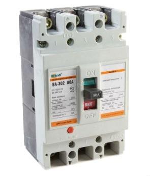 ВА305-3Р-0630А Силовой автоматический выключатель ВА 305 3п 630А 35кА 21017DEK Schneider Electric