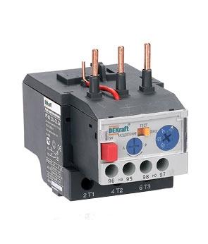 РТ03-09-18-2.50A-3.60A Реле тепловое РТ-03 2.5-3.6A для КМ-103 9-18А 23110DEK Schneider Electric