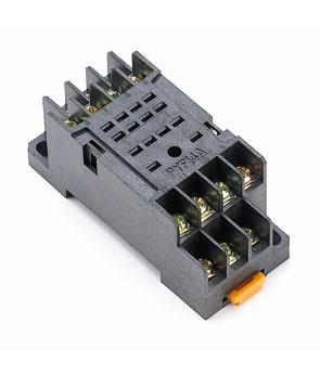 РР102-4-05 Розетка 5А 4C/O для промежуточного реле ПР102 23240DEK Schneider Electric