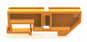 ИД101-09 жёлтый изолятор для шины нулевой 32250DEK Schneider Electric