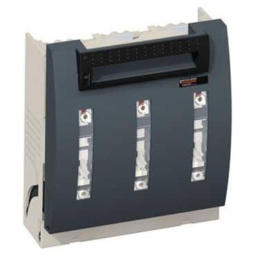 Выключатель-разъдинитель-предохранитель ISFT 3п 3 F DIN NH 400 A 49819 Schneider Electric