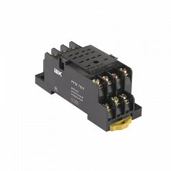 Разъем РРМ78/3(PYF11A) для РЭК78/3(MY3) модульный ИЭК RRP20D-RRM-3 IEK