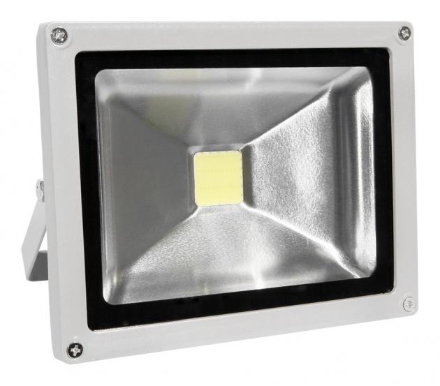 Прожектор светодиодный LED СДП 1x20W 85-265В 1400Лм 6500К IP65 LP-SD-20W-01 Texenergo