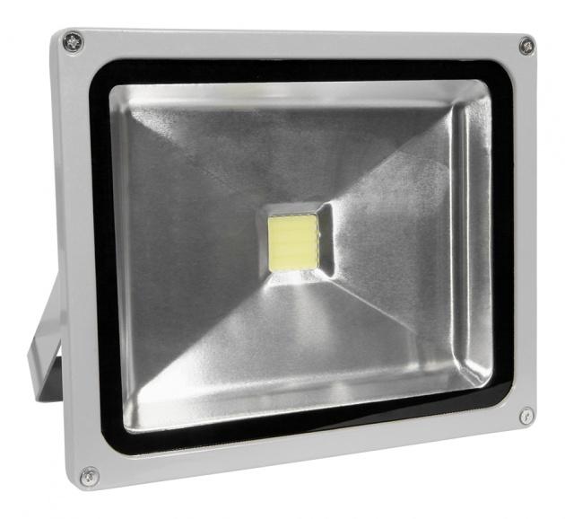 Прожектор светодиодный LED СДП 1x30W 85-265В 2100Лм 6500К IP65 LP-SD-30W-01 Texenergo