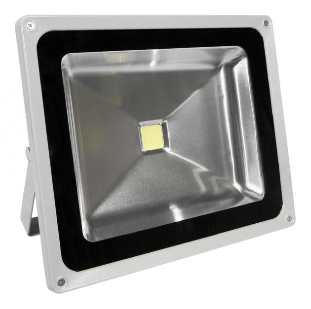 Прожектор светодиодный LED СДП 1x50W 85-265В 3500Лм 6500К IP65 LP-SD-50W-01 Texenergo