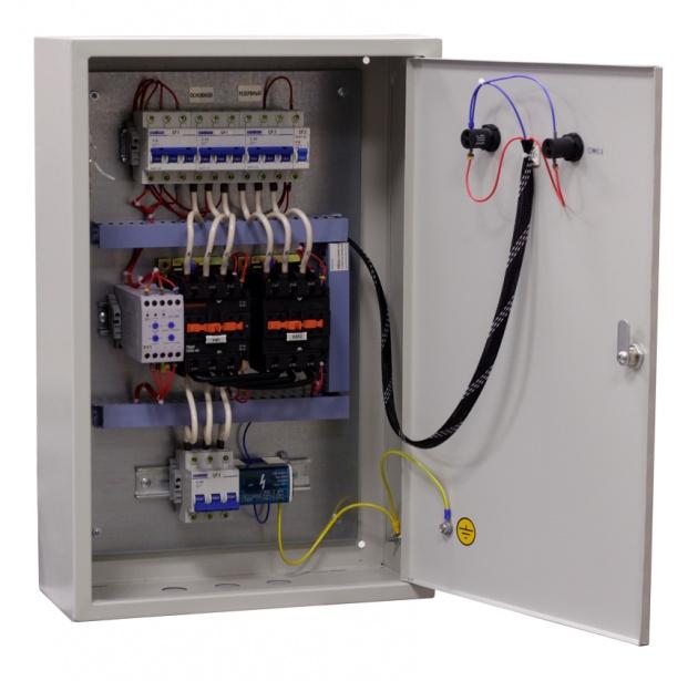 Щит автоматического переключения на резерв ЩАП- 33 УХЛ4 3ф. 40А IP31 SAP13-4001-31 Texenergo