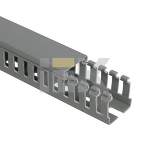 Кабель канал перфорированный 60х60 перф. 7х11