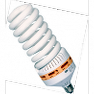 Лампа энергосберегающая спираль КЭЛ-FS Е40 100Вт 4000К ИЭК LLE25-40-100-4000-T5 IEK