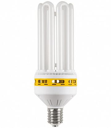 Лампа энергосберегающая КЭЛ-6U Е40 105Вт 6500К ИЭК LLE10-40-105-6500 IEK