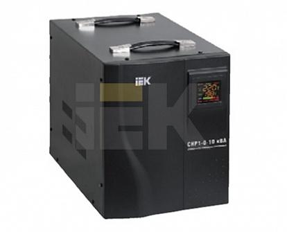Стабилизатор напряжения СНР1-0- 8 кВА электронный переносной ИЭК IVS20-1-08000 IEK