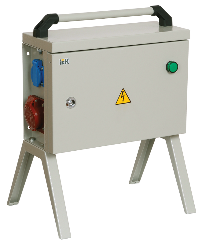 Распределительное устройство РУСп – 3х16/3+1х32/5 74 У1 IP44 YKM80-301-54 IEK