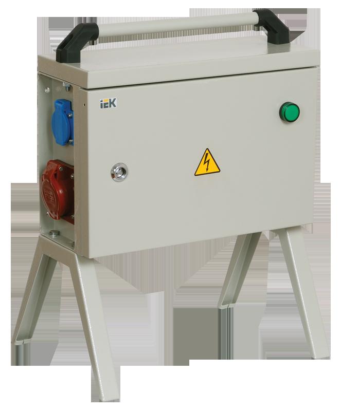 Распределительное устройство РУСп – 3х16/3+2х16/5+1х32/5 74 У1 IP44 YKM80-321-54 IEK