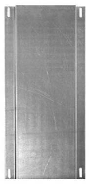 Панель монтажная 500x520 (оцинк.), для ВРУ XX.63.XX YKV10-PM-500-520 IEK