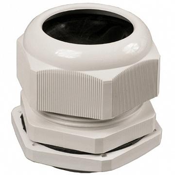 Сальник PG 13.5 диаметр проводника 7-11мм IP54 ИЭК YSA20-12-13-54-K41 IEK