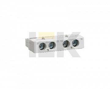 Дополнительный контакт поперечный ДКП32-20 ИЭК DMS11D-AE20 IEK