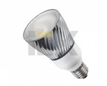 Лампа энергосберегающая КЭЛ-PAR63 E27 11Вт 2700К ИЭК LLE50-27-011-2700 IEK
