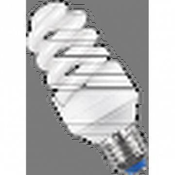 Лампа спираль КЭЛP-FS Е27 15Вт 6500К ECOLIGHT LLEP25-27-015-6500-T3 IEK