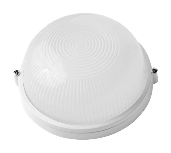 Светильник НПБ1101 белый/круг 100Вт IP44 IEK LNPB0-1101-1-100-K01 IEK