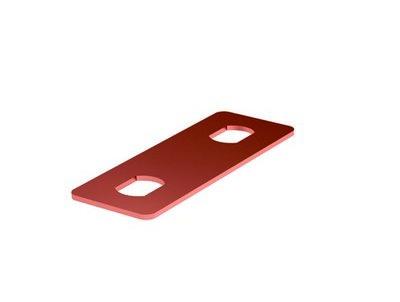 Пластина PTSE для заземления S5 DKC 37501 DKC