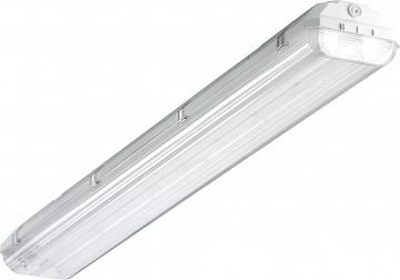 Светильник люминесцентный LZ 2x36 HF накладной ЭПРА IP65 1073000230 Световые Технологии
