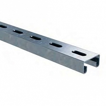 С-образный профиль 41х21, L1000, толщ.2,5 мм B5 DKC BPM2110 DKC