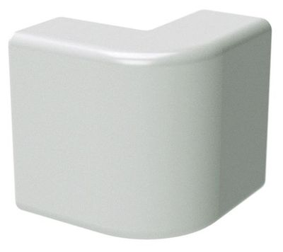 AEM 40x17 Угол внешний белый (розница 4 шт в пакете, 10 пакетов в коробке) In-Liner DKC 00406R DKC