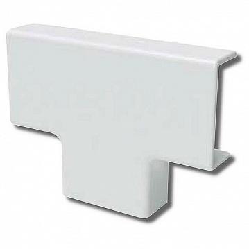 IM 22x10 Тройник белый (розница 4 шт в пакете, 20 пакетов в коробке) In-Liner DKC 00525R DKC