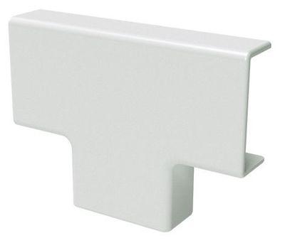 IM 40x17 Тройник белый (розница 4 шт в пакете, 15 пакетов в коробке) In-Liner DKC 00541R DKC
