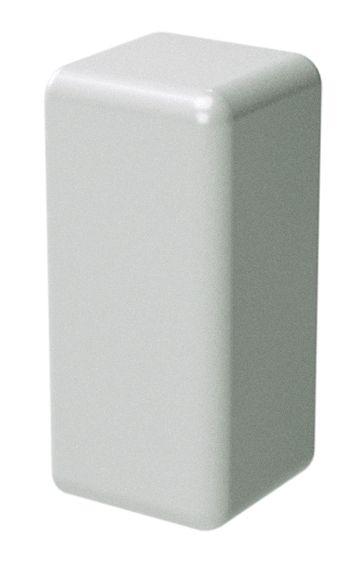 LM 25x17 Заглушка белая (розница 4 шт в пакете, 20 пакетов в коробке) In-Liner DKC 00578R DKC
