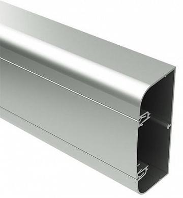 Алюминиевый кабель-канал 90х50 мм (с 1 крышкой), цвет белый In-Liner Aero DKC 19599 DKC