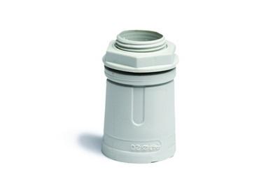 Муфта труба-коробка, IP67, М16х1.5, д.16мм (розница) DKC 50216R DKC