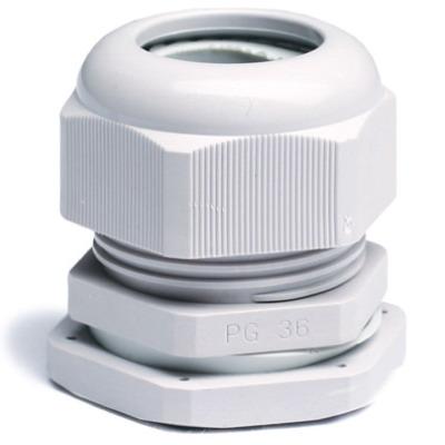 Зажим кабельный с контргайкой, IP68, PG13.5, д.6 - 12мм (розница) DKC 52800R DKC